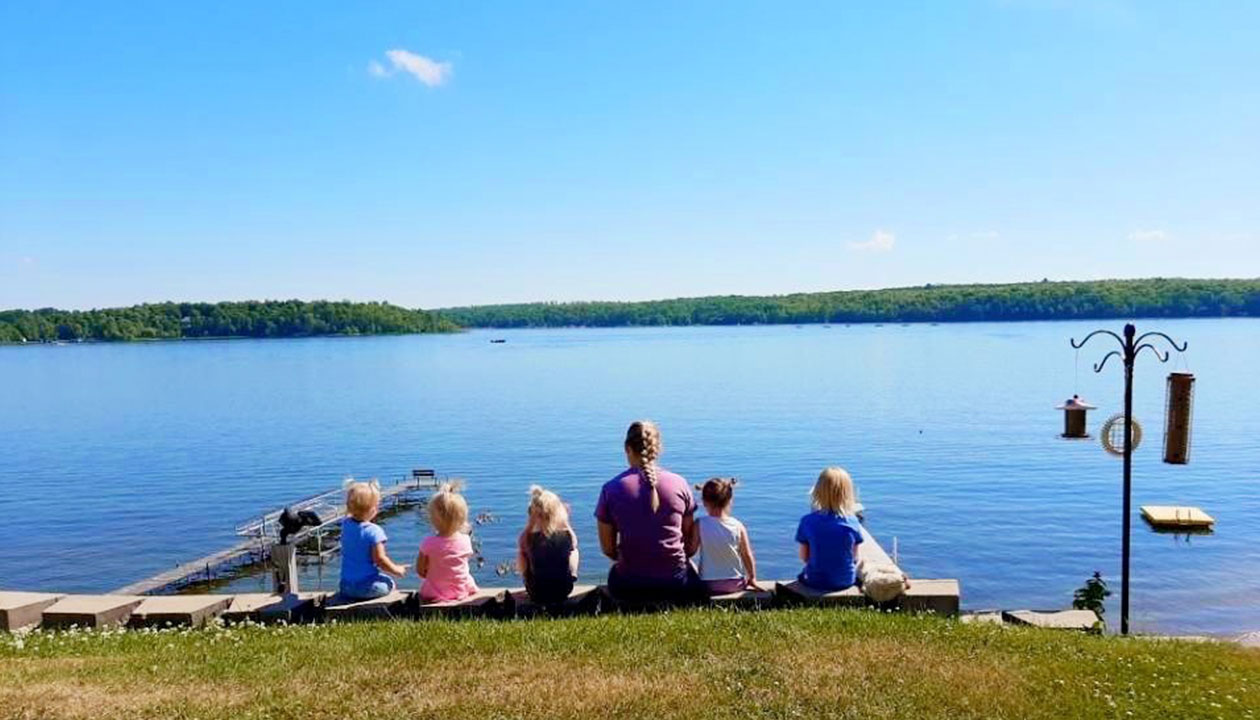 Family Vacation in Northern Minnesota