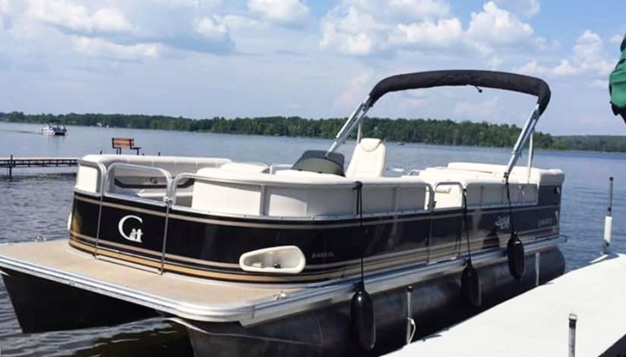 Pontoon Rental Available